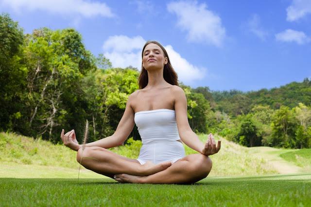 Что значит медитация для похудения